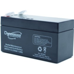 Batterie DSW12-1.3 DYNO EUROPE 12V 1.3Ah