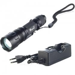 Lampe de poche KAPITAL rechargeable